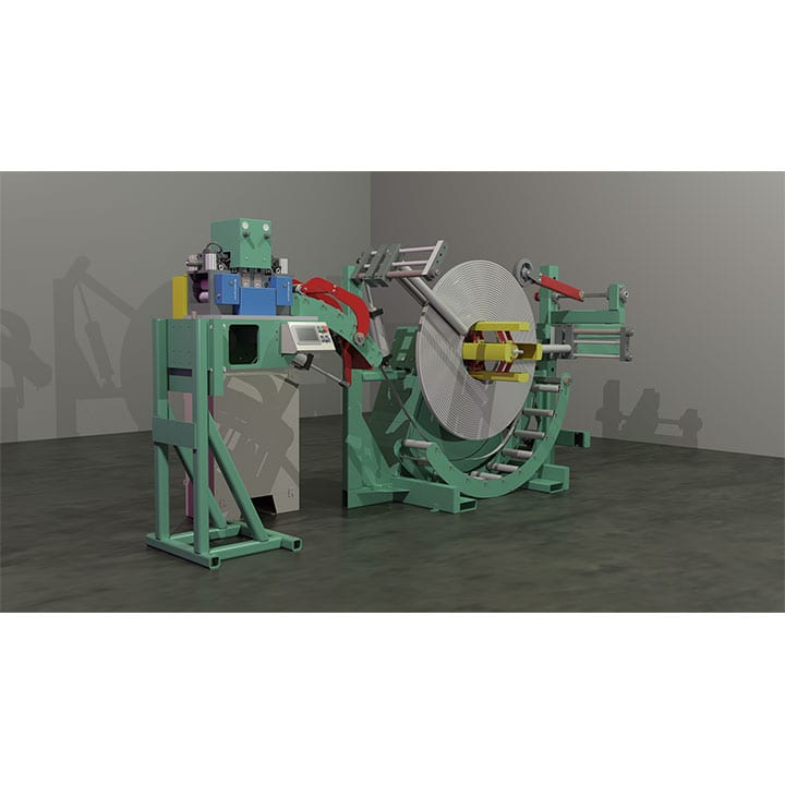 High Speed Close Coupling Line