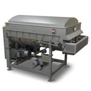 Dual Shaft CO2 Blender